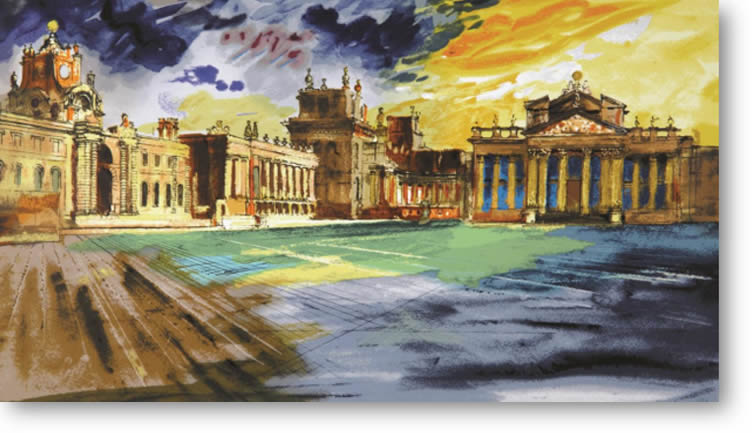 Lecture: The Art And Craft Of John Piper - Blenheim Palace