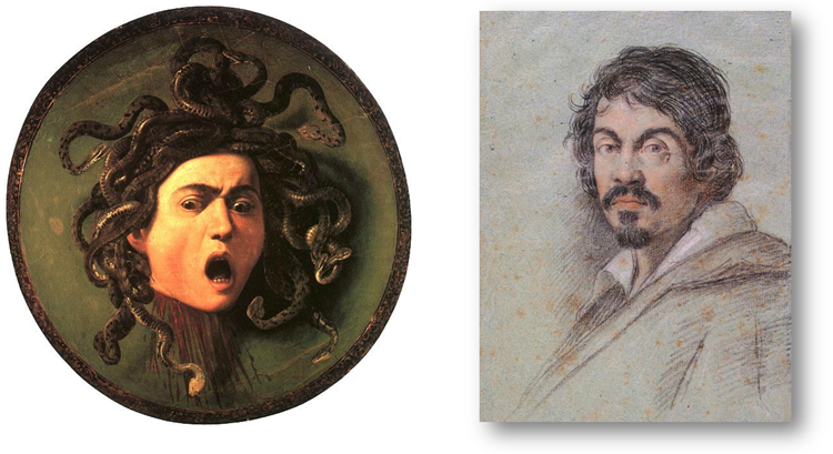 Lecture in Woking: Rebel on the Run – Caravaggio's Final Years