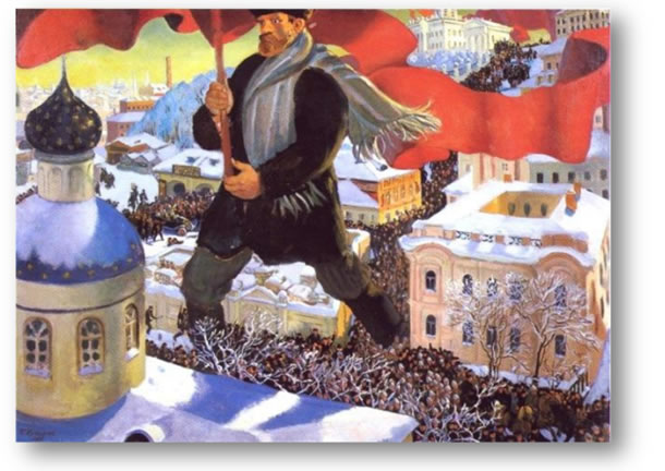 Lecture: Art and Revolution: Russian Art in the 20th Century