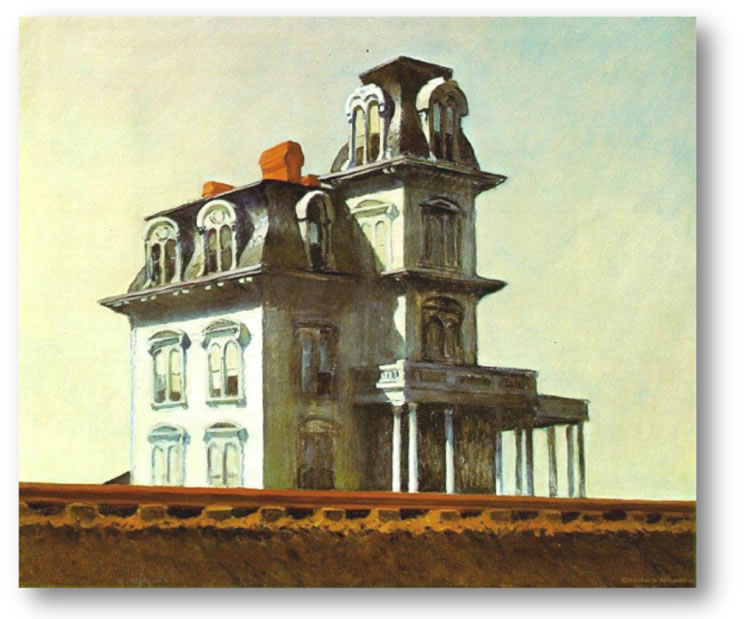 Lecture: America's Realist: The Art of Edward Hopper