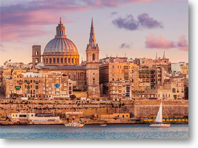 Woking Arts Society Tour of Malta
