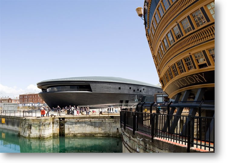 There will be a visit and talk in the MARY ROSE MUSEUM followed by a PORTSMOUTH HARBOUR TOUR