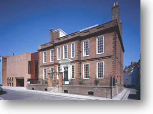 The Pallant House Gallery